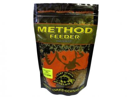 Method Feeder Groundbait - 600 g/Med  + Sleva 10% za registraci