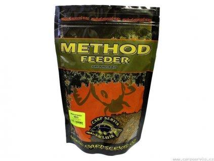 Method Feeder Groundbait - 600 g/Slunečnice  + Sleva 10% za registraci