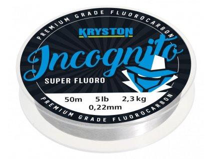 Kryston fluorocarbony - Incognito fluorocarbon  + Sleva 10% za registraci