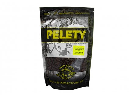 Pelety RS Method - 700 g/Casia