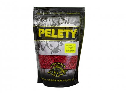Pelety RS Method - 700 g/Casia  + Sleva 10% za registraci