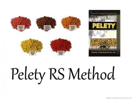 Pelety RS Method - 700 g/Med  + Sleva 10% za registraci