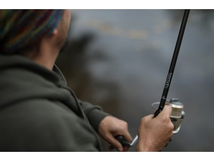 Kaprový prut LK Baits Hunter 12' 3,5lb  + Sleva 10% za registraci + ZDARMA Zfish PVA Punčocha Mesh Tube 35mm - 7m