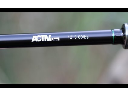 Kaprový prut LK Baits ActivLine 12' 2,75lb + ActivLine 3,5lb  AKCE 2+1  + Sleva 10% za registraci + ZDARMA Boilies Boss2 MAGIC Slunečnice - 200 g/20 mm