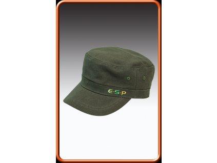 ESP kšiltovka Military Cap Olive Green  + Sleva 10% za registraci
