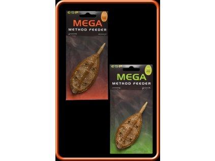 ESP krmítko Mega Method Feeder 56g Large  + Sleva 10% za registraci