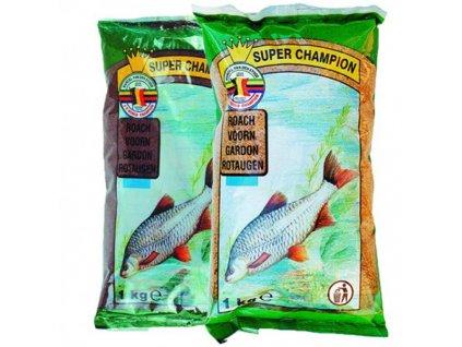 MVDE Super Champion Roach Black 1kg  + Sleva 10% za registraci