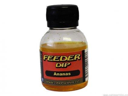 Feeder DIP - 50 ml/Jahoda  + Sleva 10% za registraci