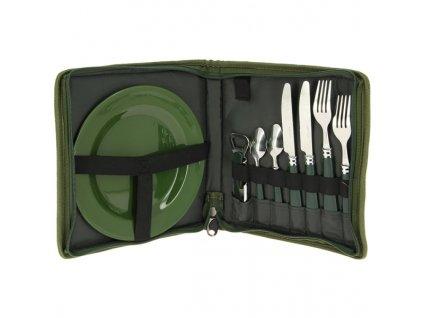 NGT Jídelní Sada Day Cutlery PLUS Set Camo  + Sleva 10% za registraci