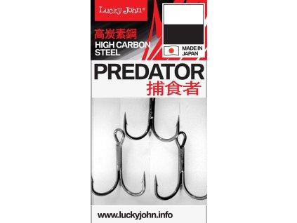 Lucky John trojháčky Predator 236  + Sleva 10% za registraci