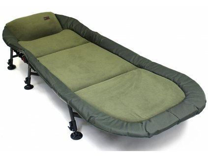 Zfish Lehátko Deluxe RCL Bedchair  + Sleva 10% za registraci + ZDARMA kaprové háčky