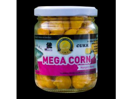 LK Baits obří kukuřice Mega Corn Wild Strawberry 220ml  + Sleva 10% za registraci