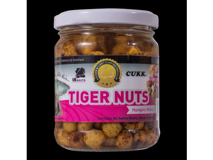 LK Baits Tiger Nuts Natur - Tygří ořech 220 ml  + Sleva 10% za registraci