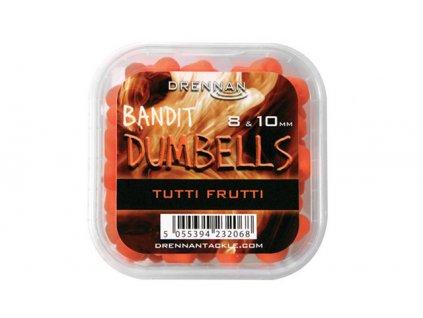 Drennan nástrahy Bandit Dumbells 8 & 10 mm Tutti Frutti  + Sleva 10% za registraci