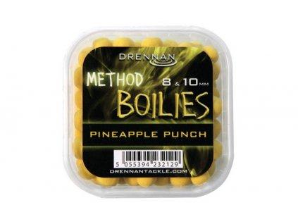 Drennan nástrahy Method Boilies 8  10 mm Pineapple Punch  + Sleva 10% za registraci