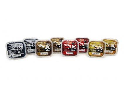 Drennan nástrahy Yum Yum Pellets 4mm Sweet Fishmeal  + Sleva 10% za registraci
