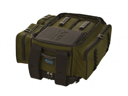 Aqua Products Batoh - Deluxe Roving Ruksack Black Series  + Sleva 10% za registraci