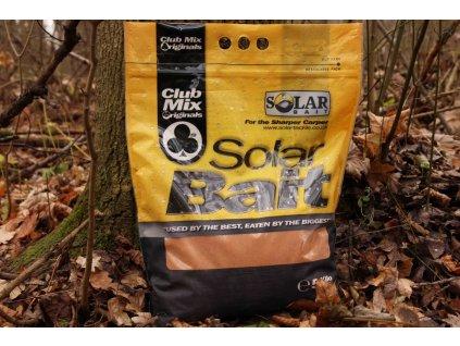 Solar Boilie mix 5kg - base mix  + Sleva 10% za registraci