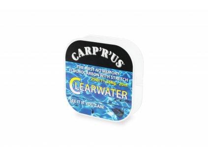 Carp ´R´ Us Clearwater - návazcový fluorocarbon  + Sleva 10% za registraci