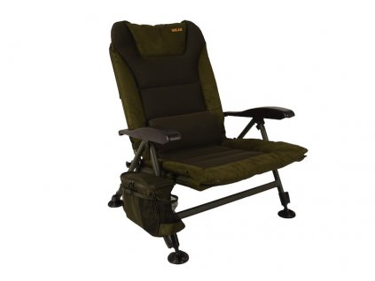 Křeslo Solar - SP C-TECH Recliner Chair - High  + Sleva 10% za registraci + ZDARMA Boilies Boss2 MAGIC Slunečnice - 200 g/20 mm