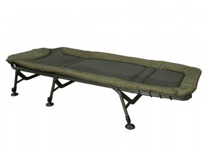 Solar Lehátko - Bedchair  + Sleva 10% za registraci + ZDARMA Zfish PVA Punčocha Mesh Tube 35mm - 7m