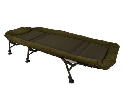 Lehátko Solar - SP C-TECH Bedchair  + Sleva 10% za registraci + ZDARMA NGT Taška s termoizolací Carryall 727