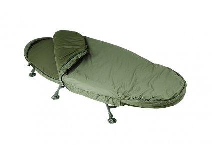 Trakker Products Lehátko - Levelite Oval Bed System  + Sleva 10% za registraci + ZDARMA Spomb zakrmovací raketa Midi