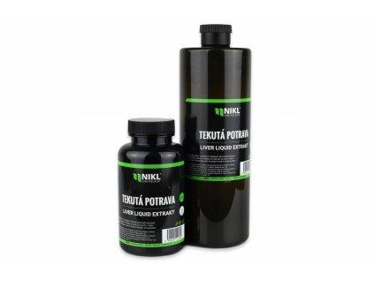 Karel Nikl Liver Liquid Extrakt  + Sleva 10% za registraci