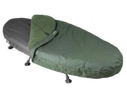 Přehoz Trakker -  Levelite Oval Bed Cover  + Sleva 10% za registraci + ZDARMA Boilies Boss2 MAGIC Slunečnice - 200 g/20 mm