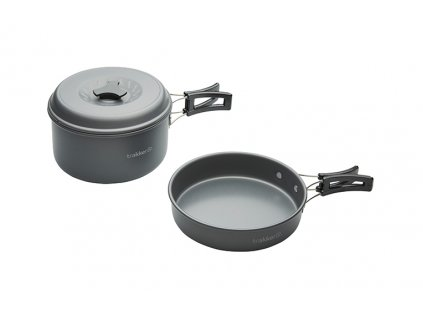 Trakker Products Sada nádobí 2 ks - Armolife 2 Piece Cookware Set  + Sleva 10% za registraci