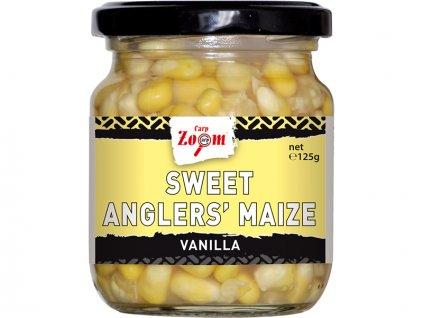 Carp Zoom Sweet Angler's Maize - 125 g/125 g/Vanilka  + Sleva 10% za registraci