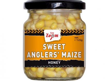 Carp Zoom Sweet Angler's Maize - 125 g/125 g/Med  + Sleva 10% za registraci