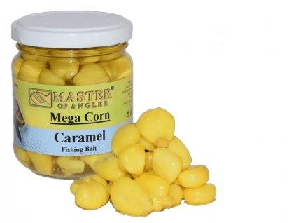 Kukuřice Mega Corn - 212 ml/Karamel
