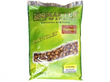 Master of Angler Tygří ořech Tigernuts - 1 kg  + Sleva 10% za registraci