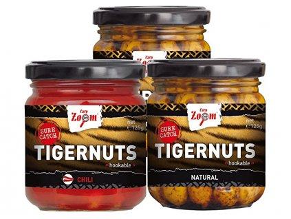Carp Zoom Tigernuts - Tygří ořech - 220 ml/Natural  + Sleva 10% za registraci