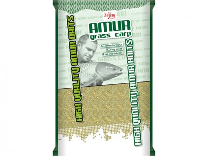 Carp Zoom Amur - Groundbaits - 1 kg  + Sleva 10% za registraci