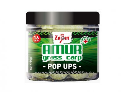 Carp Zoom Amur - Pop Up Boilies - 80 g  + Sleva 10% za registraci