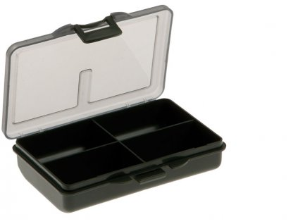 Carp Zoom Box plastový na bižuterii, 4 přihrádky  + Sleva 10% za registraci