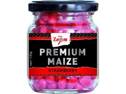 Carp Zoom Premium Maize - 125 g/125 g/Jahoda  + Sleva 10% za registraci