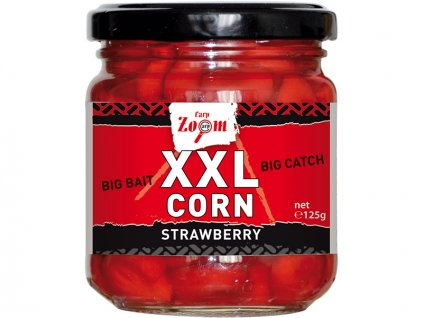 XXL Corn - Mammoth Maize - 125 g/125 g/Jahoda