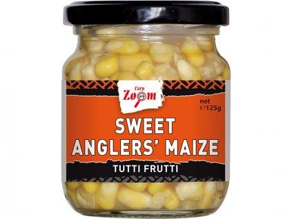 Carp Zoom Sweet Angler's Maize - 125 g/125 g/Tutti Frutti  + Sleva 10% za registraci
