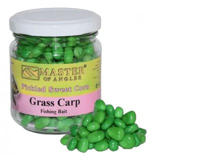 Master of Angler Kukuřice Pickled Sweet Corn - 212 ml/Amur  + Sleva 10% za registraci