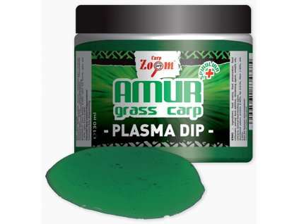 Carp Zoom Amur - Plasma Dip - 130 ml  + Sleva 10% za registraci