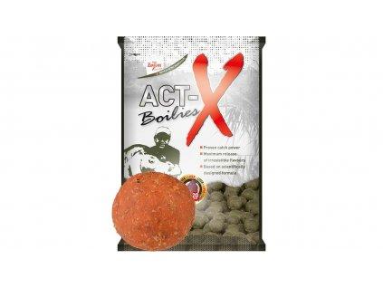 Carp Zoom Act-X Boilies - 800 g/16 mm/Exotické ovoce  + Sleva 10% za registraci