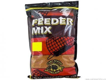 Feeder Mix - 1 kg/Červený kapr (červená)  + Sleva 10% za registraci