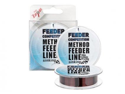 Carp Zoom Vlasec Method Feeder Line - 150 m/0,22 mm, 6,4 kg  + Sleva 10% za registraci