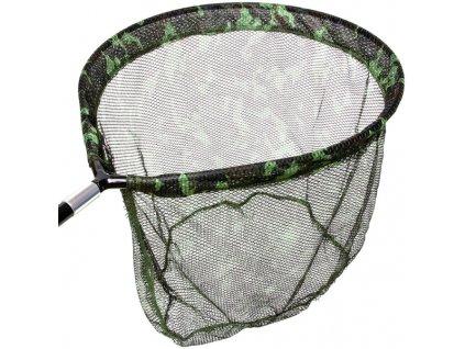 NGT Podběráková Hlava Camouflage Pan Net  + Sleva 10% za registraci