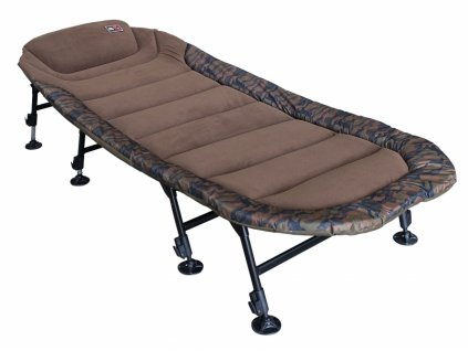 Zfish Lehátko Camo Condor Bedchair 8-Leg  + Sleva 10% za registraci