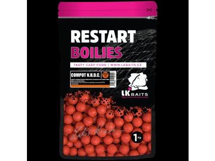 LK Baits ReStart Boilie Compot NHDC  + Sleva 10% za registraci