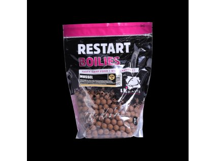 LK Baits ReStart Boilies Mussel  + Sleva 10% za registraci